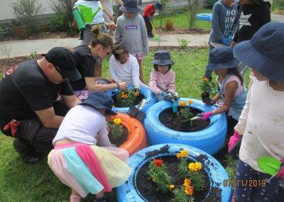 Porirua School – Outdoor Classroom